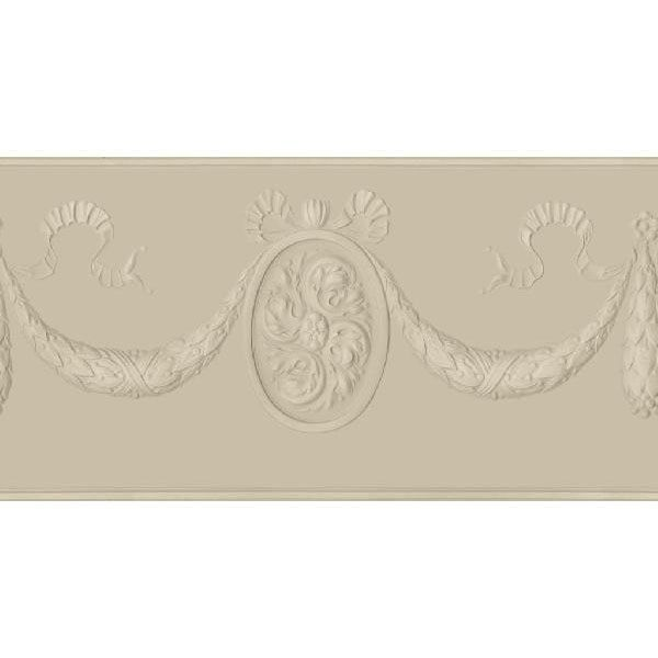 Обои Lincrusta Cameo Frieze арт.RD1948