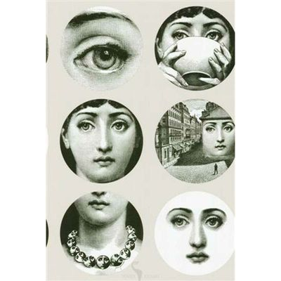 Обои Cole and Son Fornasetti 77-1002