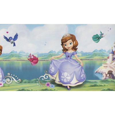 Обои York Disney 2 DS7618BD
