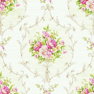 Обои Seabrook Garden Rose арт.RG60601