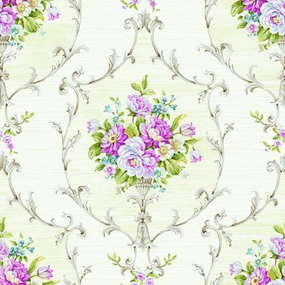 Обои Seabrook Garden Rose арт.RG60607