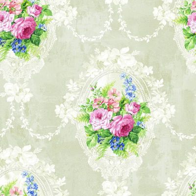 Обои Seabrook Garden Rose арт.RG60707