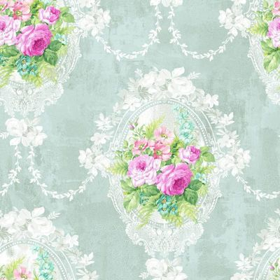 Обои Seabrook Garden Rose арт.RG60708